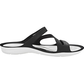 Crocs Swiftwater Sandals Damen black/white
